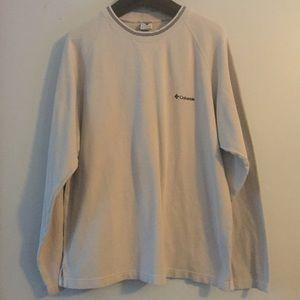 Columbia Long Sleeve Shirt. Size XL